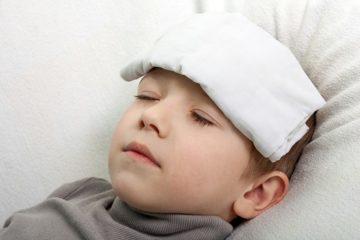 Cam nhiệt khiến trẻ ăn uống không ngon, thân thể gầy gò