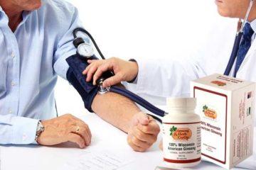 Sâm Hoa Kỳ an toàn và hiệu quả với bệnh nhân huyết áp