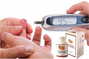 Sâm Hoa Kỳ - hoạt chất ngăn ngừa biến chứng của tiểu đường