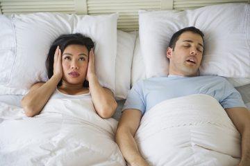 5 mẹo trị ngủ ngáy hiệu quả