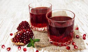Giảm nguy cơ bệnh tim mạch hiệu quả với nước lựu