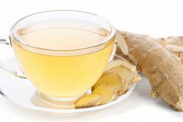 Tụt huyết áp có nên uống trà gừng không