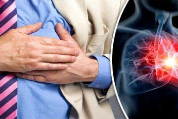 triệu chứng bệnh tim mạch